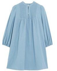 Vanessa Bruno Rosalba Dress - Blue