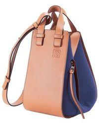 Loewe Paula's Ibiza - Hammock Small Bag - Blue