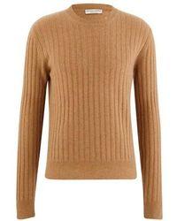 Bottega Veneta Cashmere Sweater - Brown