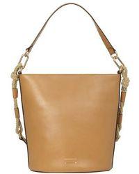 Vanessa Bruno Holly Bucket Bag - Multicolor
