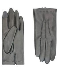 Agnelle Gloves Loïc Tactile - Black