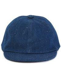 Beton Cire Cap - Blue
