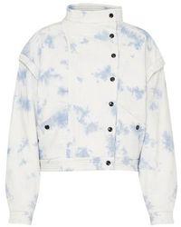 Étoile Isabel Marant Boston Jacket - Blue