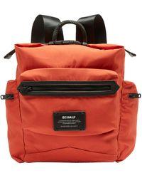 Ecoalf Buggy Backpack - Orange