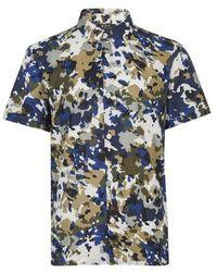 A.P.C. - Leandre Shirt - Lyst