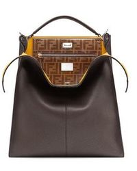 Fendi Peekaboo X-lite Fit - Brown