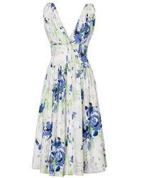 Philosophy Di Lorenzo Serafini Maxi Dress - Blue