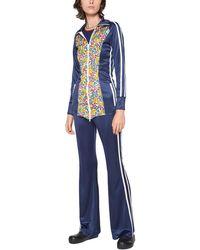 Marni Panelled Sweatshirt - Blue