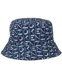 KENZO Bob logo - Bleu
