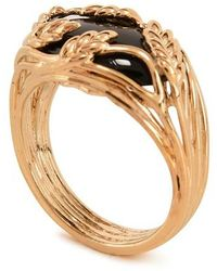 Aurelie Bidermann Françoise Ring - Metallic