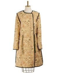 Isabel Marant Cotton And Linen Geist Coat - Natural