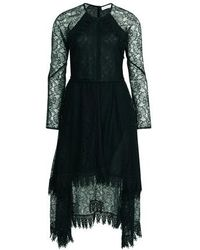 See By Chloé Laced Dress - Black