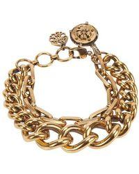 Alexander McQueen - Bracelet en chaîne - Lyst