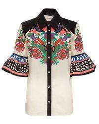 La DoubleJ Choux Shirt - Multicolour