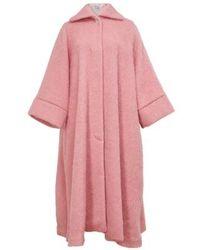 BERNADETTE Harrold Coat - Pink