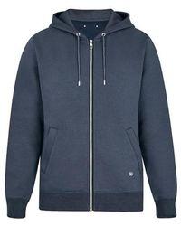 Louis Vuitton Travel Zip Up Hoodie - Grey