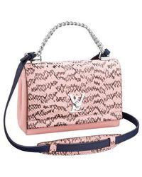 Louis Vuitton Lockme Ii Bb - Pink