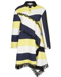 Koche Striped Dress - Multicolour