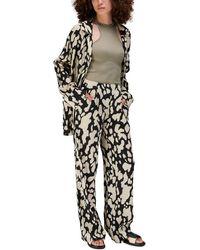 Nanushka Pantalon Edna - Multicolore
