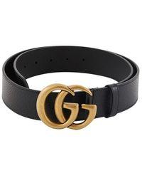 Gucci - GG Belt - Lyst