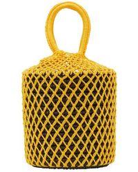 Sensi Studio Bucket Bag - Yellow