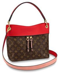 Louis Vuitton Tuileries Besace - Rot