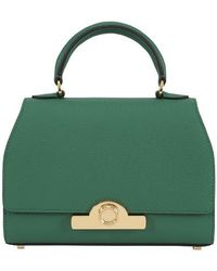 Moynat Mini Réjane Handbag - Green