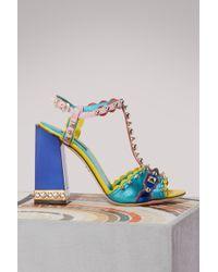 Dolce & Gabbana - Keyra Sandals - Lyst
