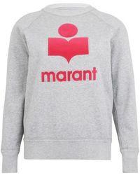 Étoile Isabel Marant Milly Sweatshirt - Gray