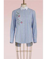 Paul & Joe - Buttoned Down Shirt - Lyst