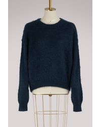 Acne Studios - Wool Mitra Sweater - Lyst