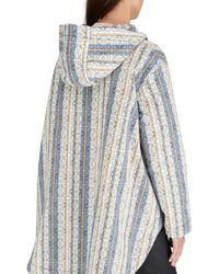 Loewe Jacket With Jacquard Pattern - Grey