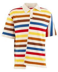 Marni Long-sleeved Shirt - Multicolor
