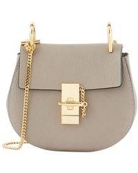 Chloé - Mini sac Drew - Lyst