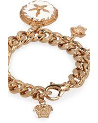 Versace Trésor De La Mer Bracelet - Metallic