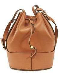 Loewe Balloon Bag - Brown