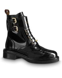 Louis Vuitton - Midtown Ankle Boot - Lyst