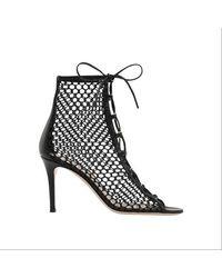 Gianvito Rossi Helena 85 Boots - Black