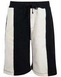 AMI - Two-tone Shorts - Lyst