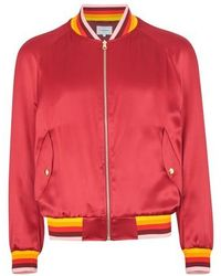 CASABLANCA Embroidered Souvenir Jacket - Multicolour