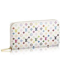 Louis Vuitton Zippy Wallet - Multicolor