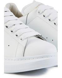 Alexander McQueen Oversized sneakers - Weiß