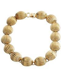 Loewe Nutshell Necklace - Metallic