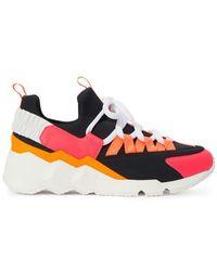 Pierre Hardy Trek Comet Sneakers - Multicolor