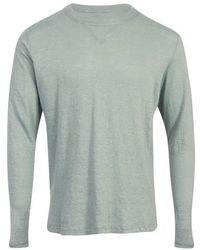 Isabel Marant T-shirt Manches Longues - Bleu