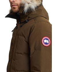 Canada Goose Carson Parka Jacket - Blue