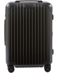 Rimowa Koffer Essential Cabin S - Schwarz