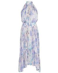 IRO Fiko Dress - Blue