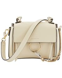 Chloé Mini Faye Day Bag - Multicolour
