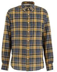 Officine Generale Cotton Shirt - Blue